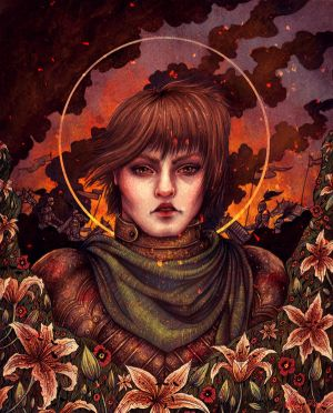 Joan of Arc by ~AngelaRizza