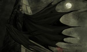 BATMAN: WATCHFUL PROTECTOR by molee