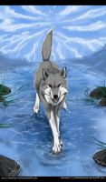 Water running by ArtemisA-wolf