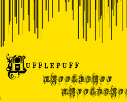 Hufflepuff Wallpaper Y-B by Taylor-Magnificent