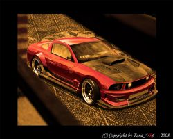 Ford Mustang by FanaVR6