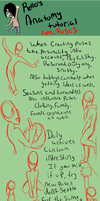 Rello's basic anatomy tutorial: Fem. poses by R3llO