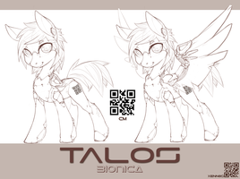 Talos the Bionica by Legacy350