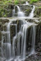 Early Cascade Mortain Manche France by hubert61