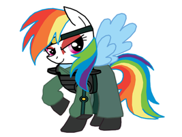 Kyoshi Rainbow Dash by Death-Driver-5000
