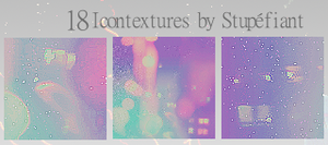 Icontextures3 by stoffdealer