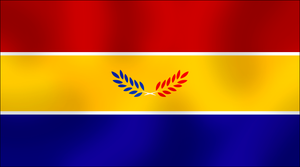 Alt. flag of Cyprus SVG by AY-Deezy