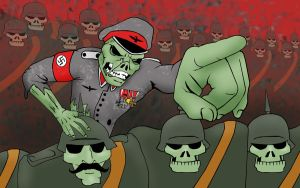 Nazi Zombies!!! by Andyfll