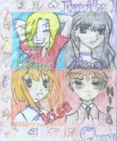 Fruits Basket Characters Pt.3 by fatchy131