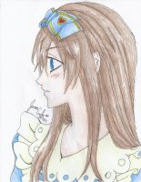 Alice Liddell by chocosugarwaffle