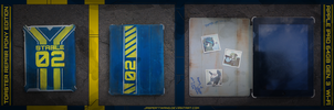 [SOLD] Fallout: Equestria themed iPad by Jasper77Wang