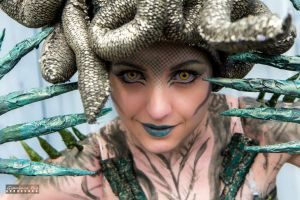 Magic The Gathering Vraska The Unseen Cosplay 7 by Miss-Kiki89