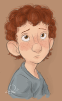 Renata's little boy 101312 by VinDeamer