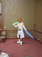 AFest 2012 - Takuto from Star Driver Pic 3 by Soynuts