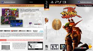 Jak and Daxter Collection by JoseOmatic