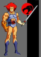 LION-O by CHUBETO
