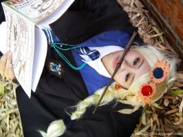 My Father's The Editor - Luna Lovegood by pisces219320