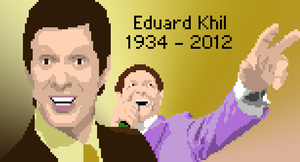 RIP Eduard Khil (Mr. Trololo) by DanSoup
