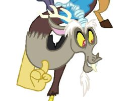 Spirit of Chaos - Discord Vector by IntoTheCaramelFrappe