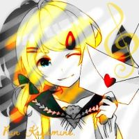Rin Kagamine Icon. [voicaloid] by xxAkii