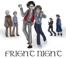 FN - Jerry, Charlie and Co. by liliy