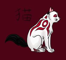 Patch in Okami style by Snow-Moon