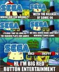 Where SEGA went wrong by Roro102900