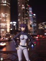 Figma and the city by iwahoshi