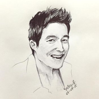 Daniel Henney by maraelize