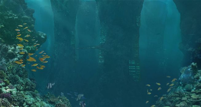Underwater-structures by generation-fx