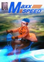 Maxx Speed cover 01 by guugoo