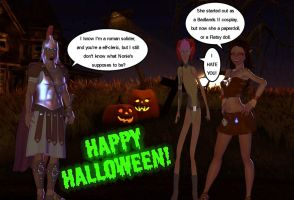 Happy Halloween 2014 by lucky2563