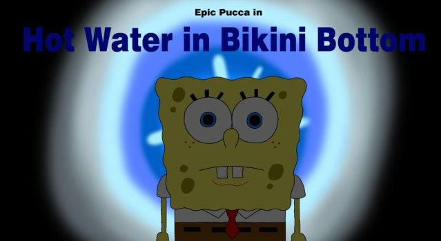 Hot Water in Bikini Bottom by rabbidlover01