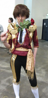 Hyper Japan Spring 2012- Matador Spain Cosplay by Dragon-of-Heaven