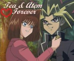 Tea and Yami Forever by Jabari123