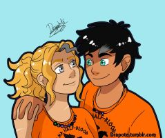 Percabeth by nicodiangelo555