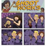 Shoot the works ep 3. Short Sighted by Djeroon