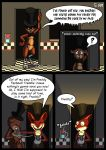 One Night as Foxy page 3 by Black-Nocturne