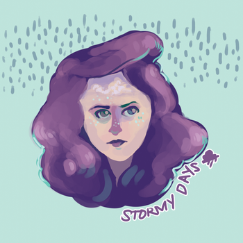 Stormy by SimoneMorgan