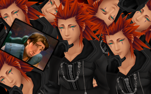Axel Smolders At You. by Roxas1314