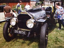 classic cars   big old beast by Sceptre63