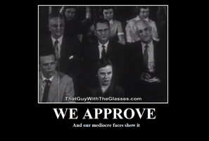 We Approve by SouthJerseySam