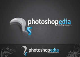 PhotoshoPedia logo by semaca2005