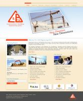 Construction and Building Engr by bluemp
