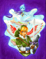 LoZ Skyward Sword by Ashikai