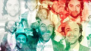 Aidan Turner wallpaper 12 by HappinessIsMusic