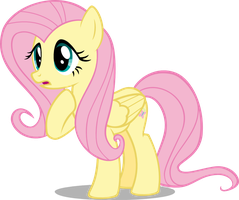 MtBPW Concerned Fluttershy by Kopachris