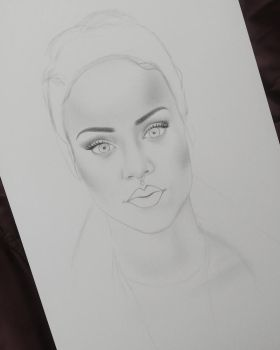 Rihanna - Anti WIP by AndyVRenditions