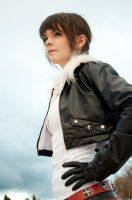 Female Squall Leonhart Cosplay VI by Nao-Chan-91
