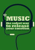 MUSIC is the way by BLUEgarden